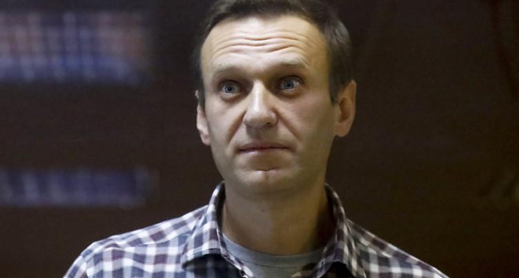 Les médecins de Navalny l'appellent à arrêter sa grève de la faim