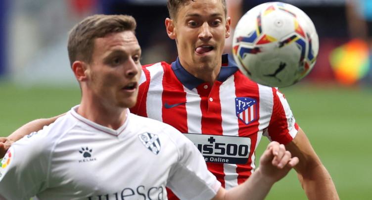 L'Atlético Madrid reprend la 1re place