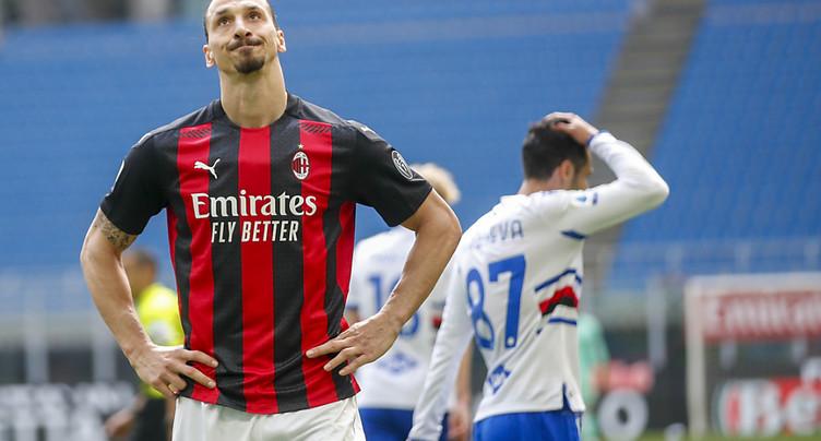 Ibrahimovic prolonge à l'AC Milan jusqu'en 2022