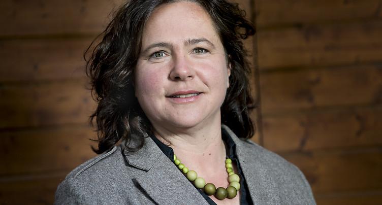 Verts fribourgeois: Sylvie Bonvin-Sansonnens pour le Conseil d'Etat
