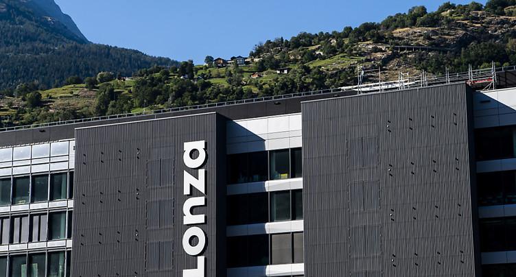 Lonza investit 200 millions de francs à Viège