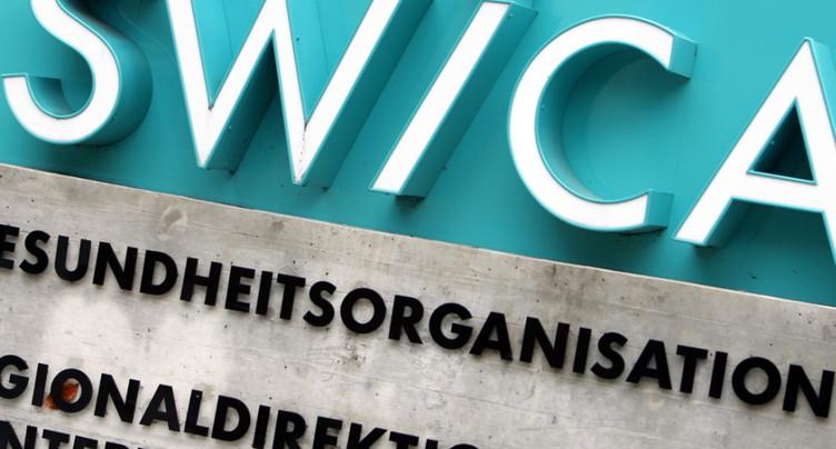 Swica améliore son bénéfice annuel en 2020