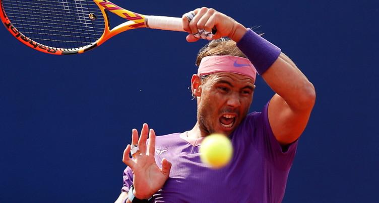 Nadal et Djokovic dans le dernier carré