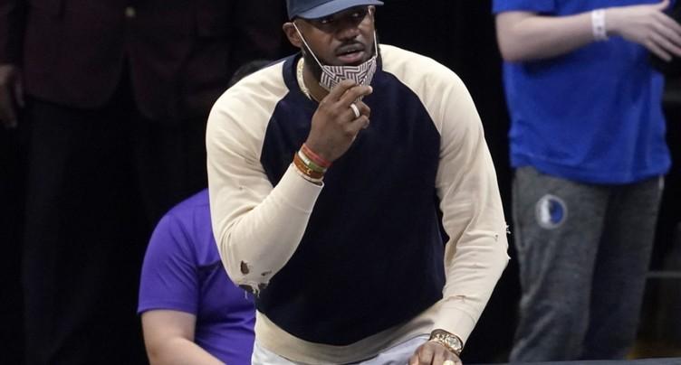 Un tweet de LeBron James enflamme la droite américaine