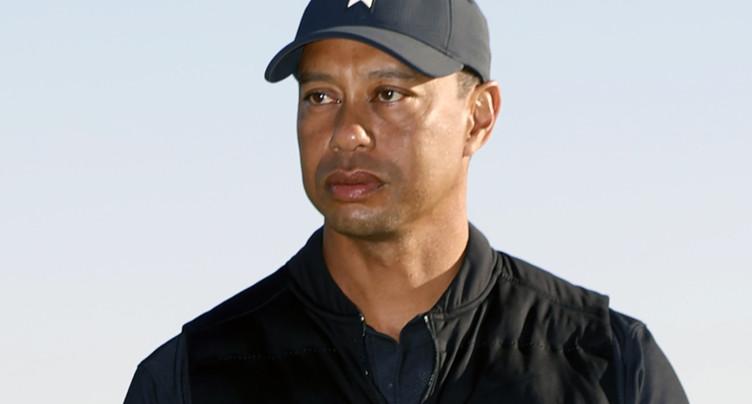 Tiger Woods va mieux