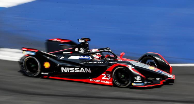 Formule E à Valence: Buemi malchanceux, Müller heureux 2e
