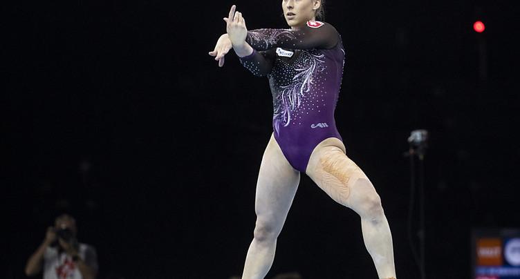 Pas de finale au sol pour Giulia Steingruber