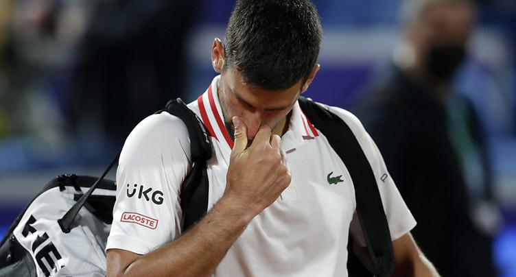 Djokovic renonce au Masters 1000 de Madrid