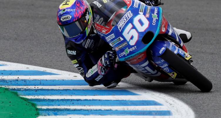 Moto3: Dupasquier 14e des qualifications