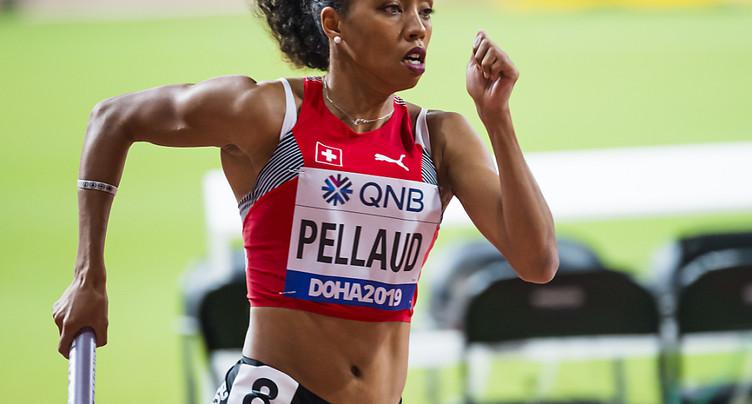 Pas de ticket olympique pour le 4x400 m helvétique