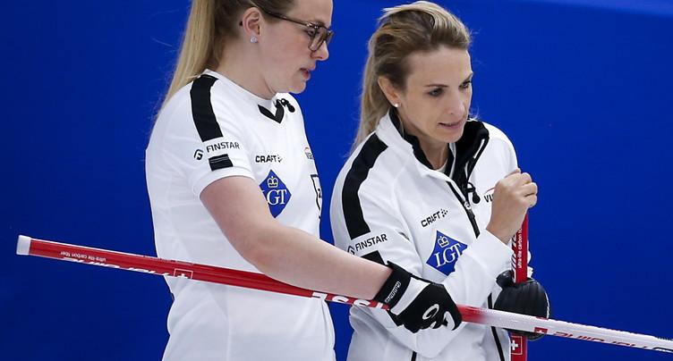 Un 3e succès pour les Suissesses à Calgary