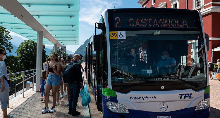 Les prix des transports publics resteront stables en 2022