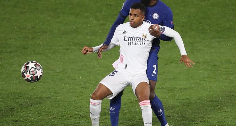Très serré entre Chelsea et le Real Madrid