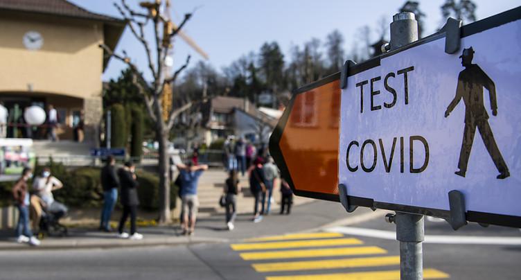 La Suisse compte 1795 nouveaux cas de coronavirus en 24 heures