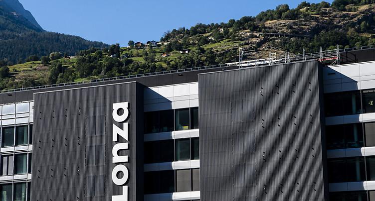 Lonza investit 650 millions de francs à Viège
