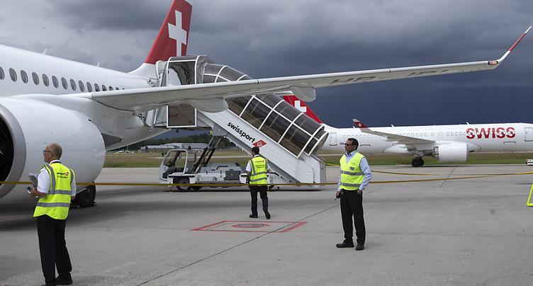 Swiss prévoit un plan de restructuration, 1700 postes concernés
