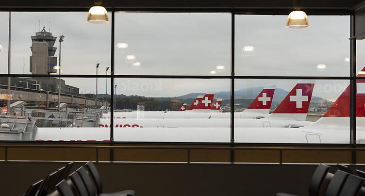 Swiss prévoit de biffer 20% de ses emplois et 15% de sa flotte