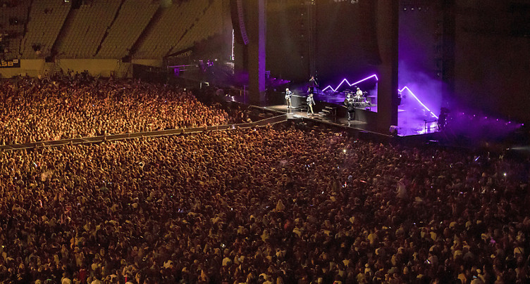 France: les festivals debout avec « 4 m2 par festivalier » dès le 1er juillet