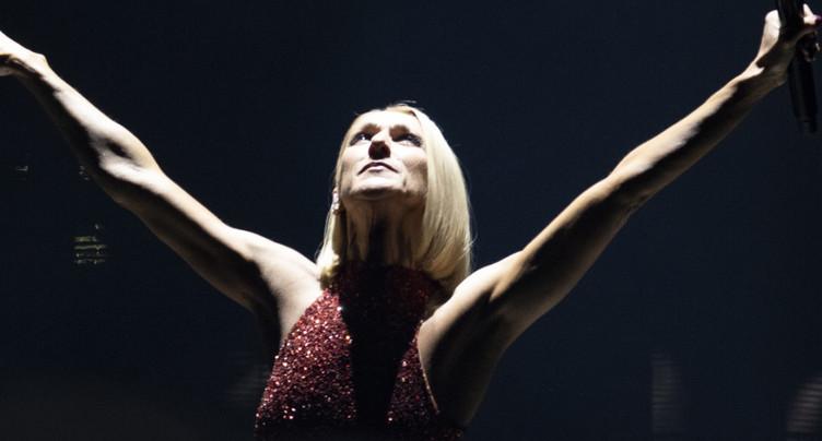Le Paléo annonce la venue de Céline Dion à Nyon en 2023