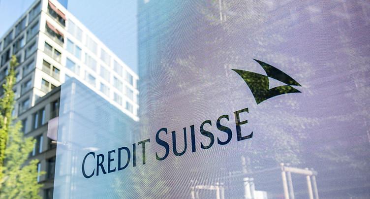 Credit Suisse va réduire ses risques après Archegos et Greensill