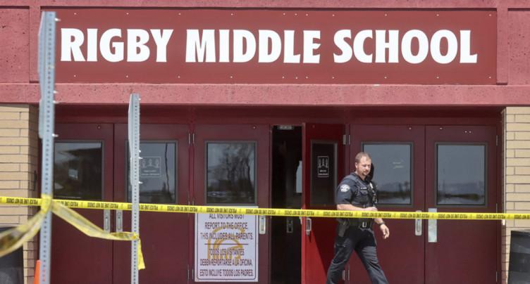 Une élève ouvre le feu dans son école et fait trois blessés à Rigby