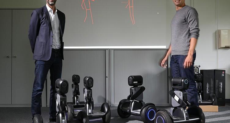 Un détecteur 3D de l'EPFL pour garder ses distances