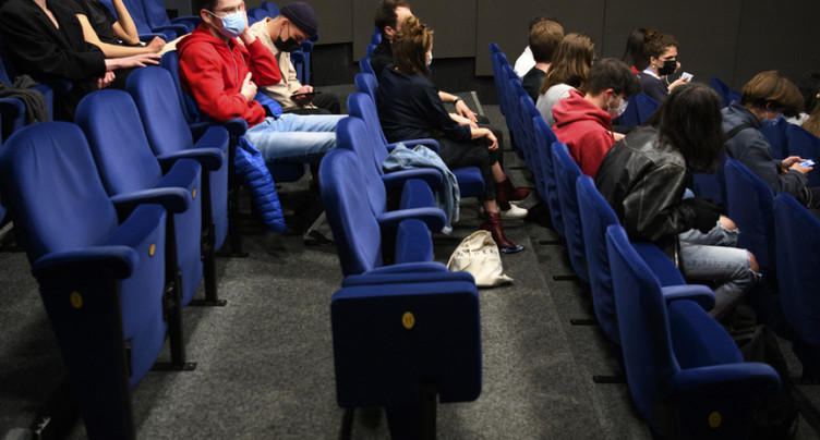 Cinémas suisses: retour du public mais pas de la rentabilité