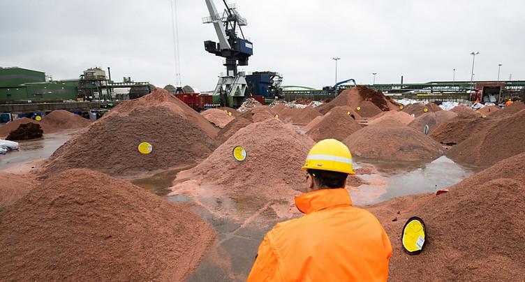 Les prix du cuivre et du minerai de fer atteignent des records