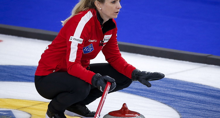 La Suisse remporte le Round Robin à Calgary