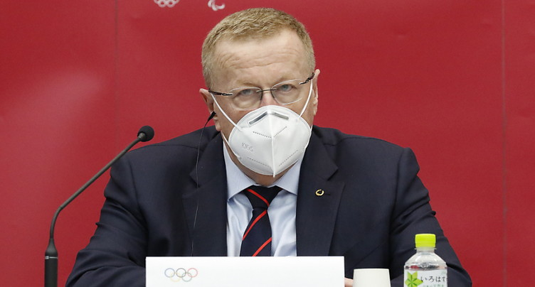 John Coates: « On va de l'avant »