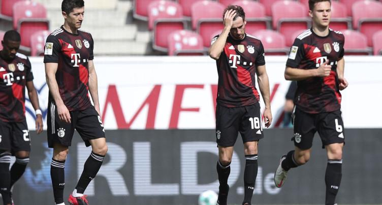 Le Bayern peut s'offrir le titre samedi
