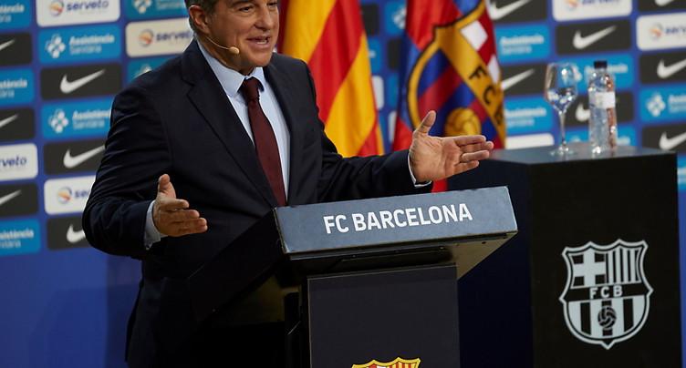 Barça, Real et Juve dénoncent les « menaces » de l'UEFA