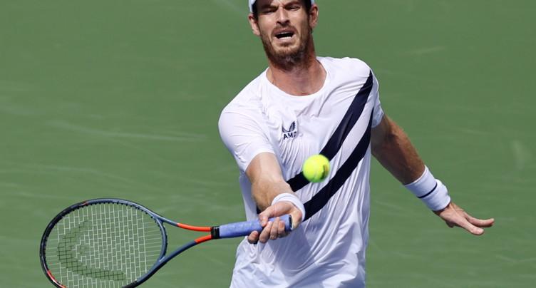 Murray espère jouer à Genève ou à Lyon