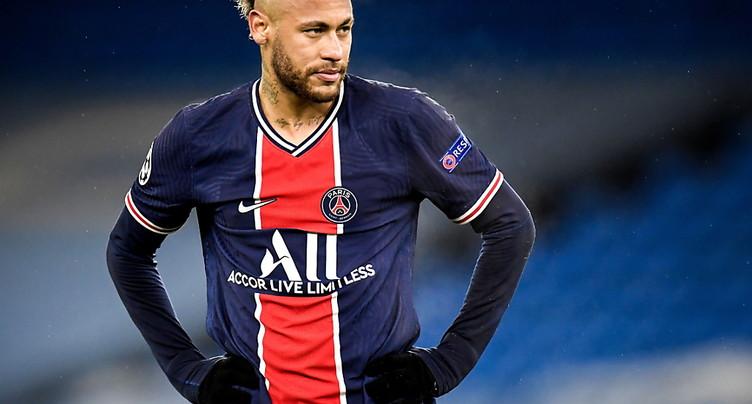 Neymar prolonge au PSG jusqu'en 2025