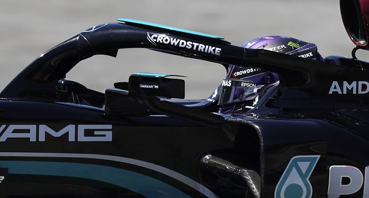 Hamilton en pole pour 36 millièmes