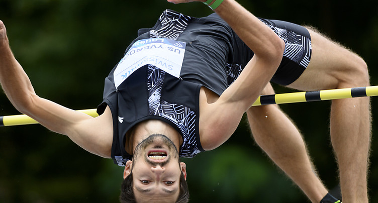 Loïc Gasch bat le record de Suisse