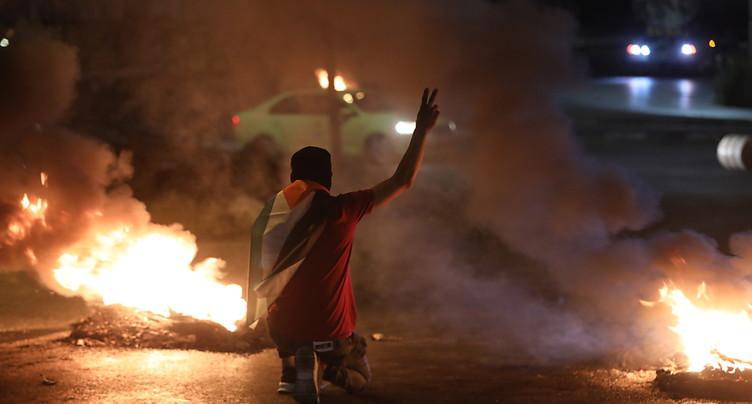 Plus de 50 blessés dans de nouveaux heurts à Jérusalem
