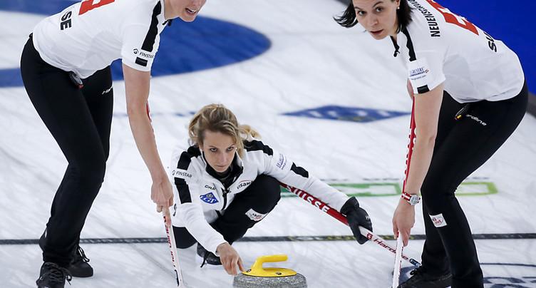 Les Suissesses défendront leur titre en finale