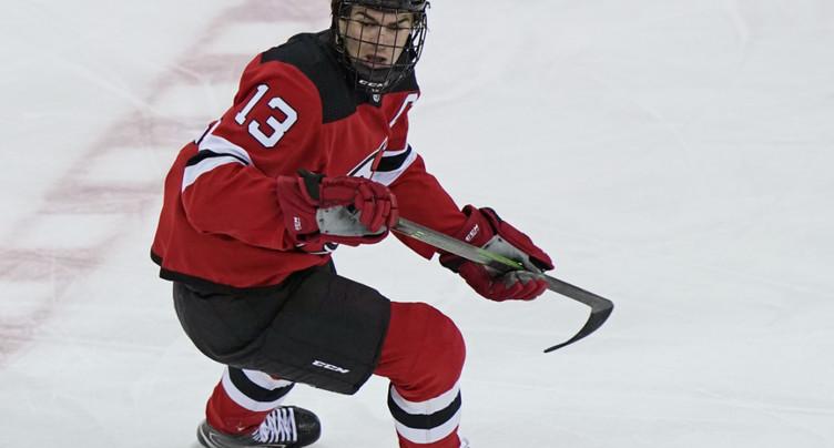 Fischer convoque 4 joueurs de NHL et 8 finalistes de NL