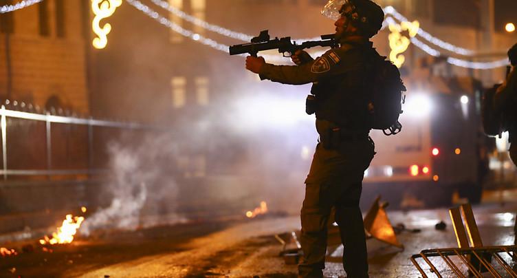 Audience sur l'expulsion de familles palestiniennes repoussée