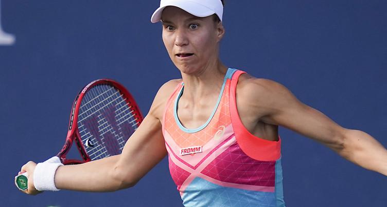 Golubic remporte le tournoi WTA 100 de St-Malo