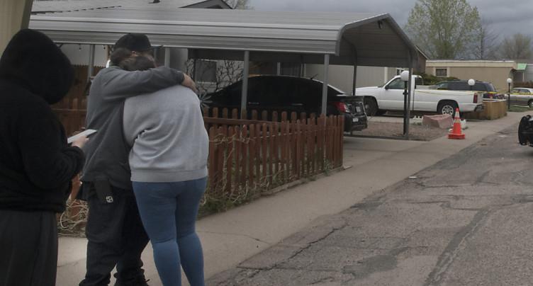 Six personnes fêtant un anniversaire abattues dans le Colorado