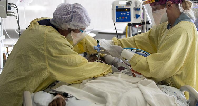 Mortalité du Covid sans « aucun doute » sous-évaluée aux Etats-Unis