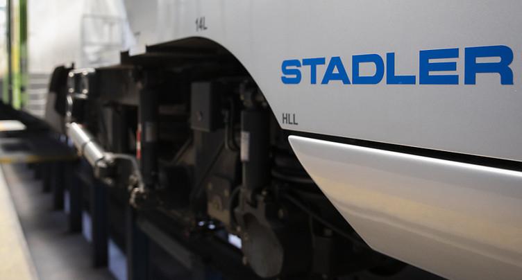Stadler et Siemens retenus pour moderniser le métro de Lisbonne