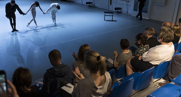 Les danseurs du BBL peuvent à nouveau se produire en public