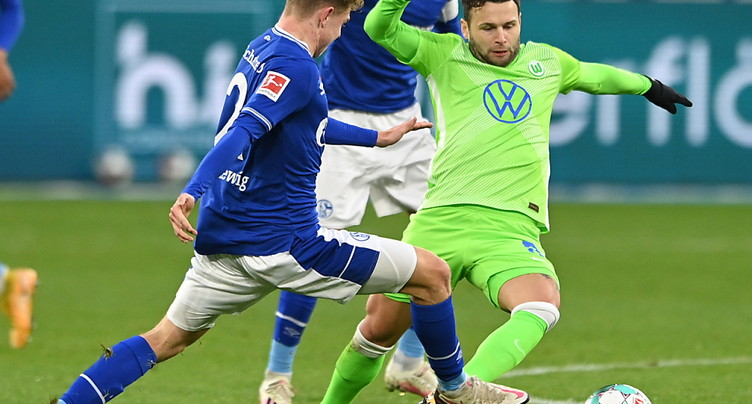 Renato Steffen manquera l'Euro 2021