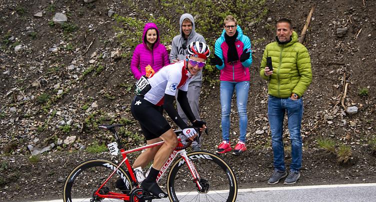 Giro: exploit du Néerlandais van der Hoorn, Pellaud en vue