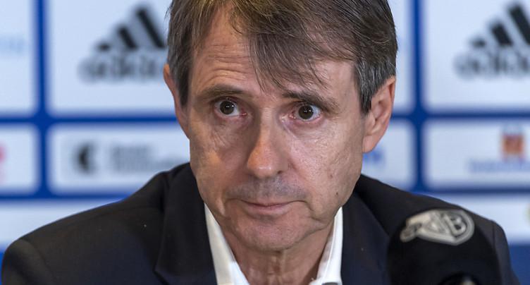 FC Bâle: accord entre Burgener et David Degen