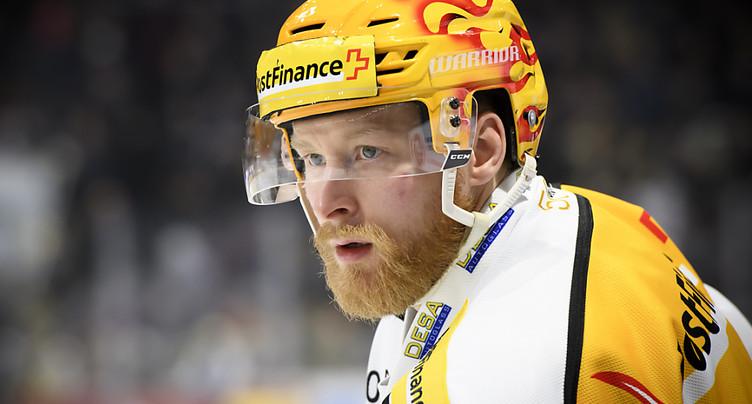 Linus Klasen à Viège pour deux saisons