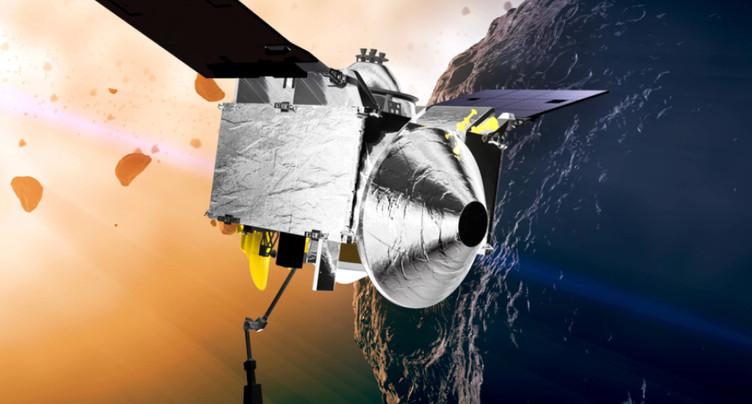La sonde Osiris-Rex entame son retour vers la Terre